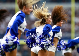 Why Aren't NFL Cheerleaders Protesting During the Anthem?