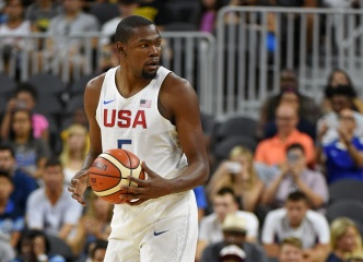 Boos to Cheers: Durant Heads Home to Oakland With Team USA