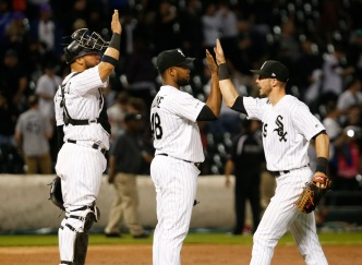 Cordell's 8th-Inning Play Lifts White Sox Over Blue Jays 4-2