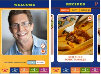 How Rick Bayless' iOS App Stacks Up