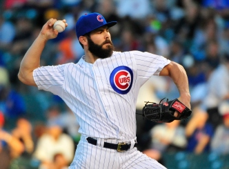 Arrieta Loses Lead But Cubs Outlast Pirates 3-2 in 12