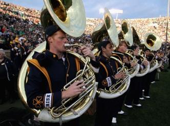 Ohio Couple Gives $5M to Notre Dame for Band Facility
