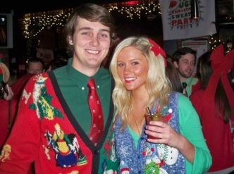Tonight: Break Out the Ugly Sweaters
