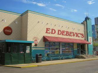 Last Chance to Dine at Ed Debevic's in River North