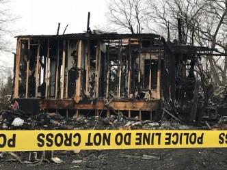 6 Family Members Killed in Dixon Fire