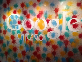 Peek Inside Google's Chicago Office