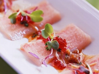 Bite Me: Hawaiian Hamachi