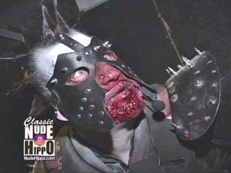 Classic Nude Hippo: Statesville Haunted Prison
