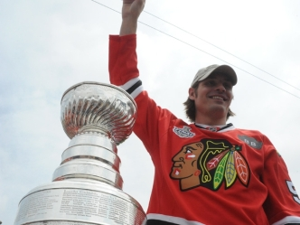 Stanley Cup Back in Chicago After Typo Corrected