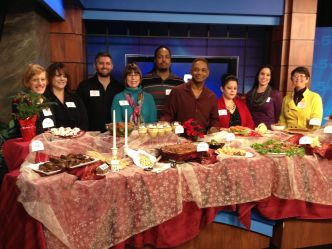Facebook Friends Return To Share Holiday Recipes