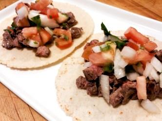Wayne's Weekend: Carne Asada Street Tacos