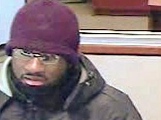 FBI Wants #@*!ing Bank Robber