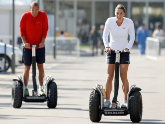 Take a Segway Tour of Chicago