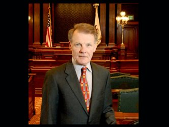 Live Video: Mike Madigan to Talk About Blago Scandal