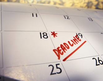 Why You're Setting Your Own Deadlines Incorrectly