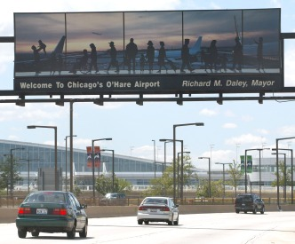 Body Found in O'Hare Parking Lot
