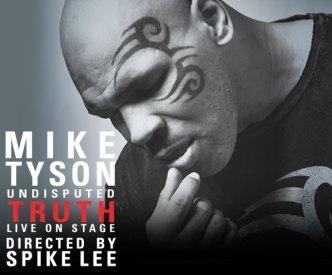 Mike Tyson Stage Show Tweetaway
