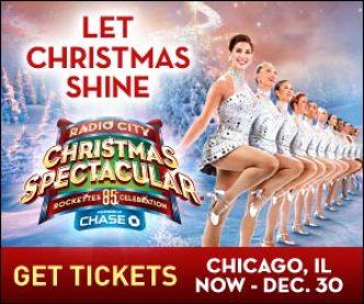Radio City Christmas Spectacular Tickets Tweetaway
