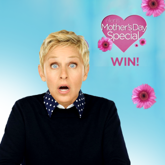 Ellen's Expectant Mother Prize Pack Sweepstakes