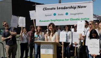 Amazon Rejects Facial Recognition, Climate Change Proposals