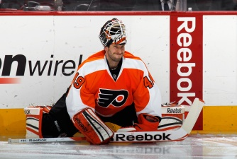 Blackhawks Sign Michael Leighton to 1-Year Contract