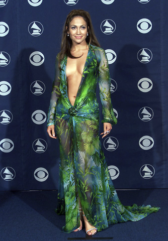 Grammy Fashion Faux Pas of the Past