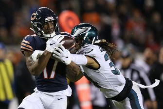 NFL Explains Controversial Ruling in Bears-Eagles Game
