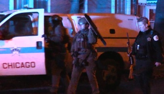 Shots Fired at Officer Leads to South Chicago Standoff
