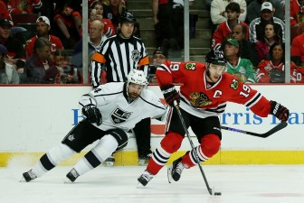 "Three Stars: Toews Scores ""Twice"" as Blackhawks Win"