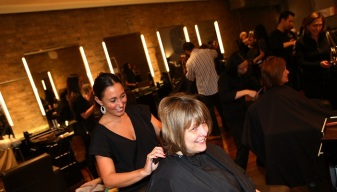 A Peek Inside: George the Salon