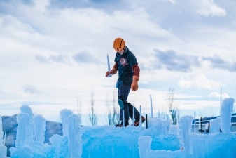 Opening Day for Ice Castles Pushed Back Due to Weather