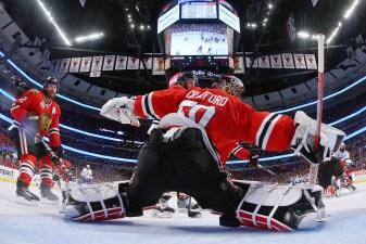 Crawford, Darling Get Serious Love in Goaltender Rankings