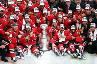 Hawks Ask Fans to Help Decide Fate of Stanley Cup Ice