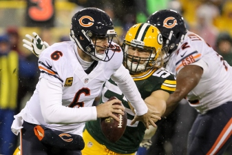 Bears vs. Packers Report Card
