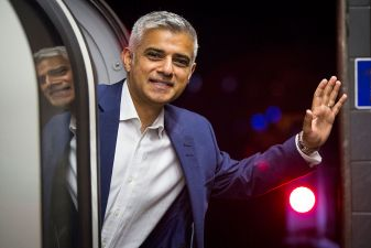 London Mayor Visits Chicago Amid First Trip to North America