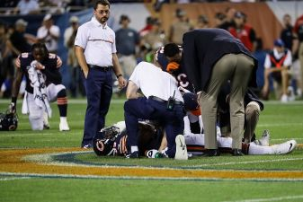 Lamarr Houston Thanks Fans for Support After Injury