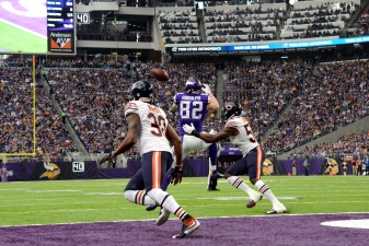 Bears' 2017 Opponents Decided as NFL Season Ends