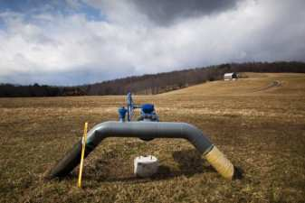Lawmakers Pass Nation's Toughest Fracking Regulations
