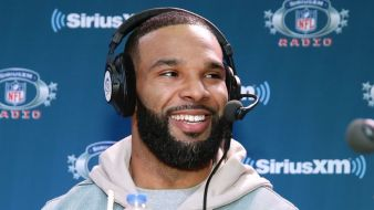 Forte Joins Chicago Police Officer for Ride-Along
