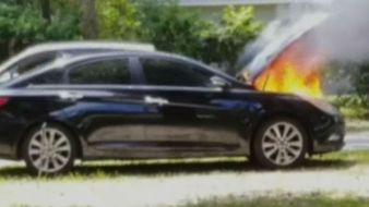 Safety Concerns Rise After Multiple Reports of Cars Catching Fire