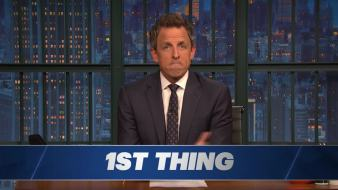 'Late Night': A Couple Things to Say to Kavanaugh