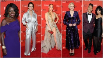 Time Magazine Honors Sex Assault Survivors and Women at Gala