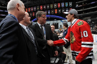 Top 10 Blackhawks Prospects: #7 Stephen Johns