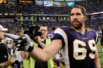 New Bears on the Block: Jared Allen