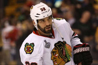 Blackhawks Sign Rozsival and Mashinter to Contracts