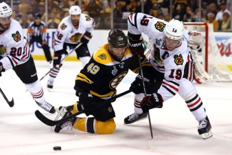 Bruins vs. Blackhawks: Game 5 Preview