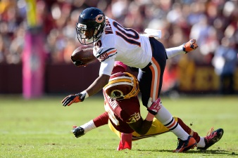 Bears Place Wilson on IR With Return Designation