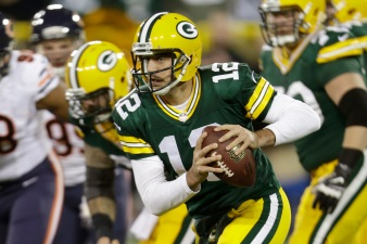 Aaron Rodgers' Status Unclear For Sunday