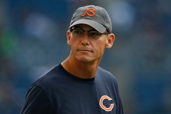Trestman's Questionable Play Calls Cost Bears Sunday
