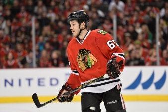 Shaw Won't Be Suspended, Fined for Headbutt vs. Islanders